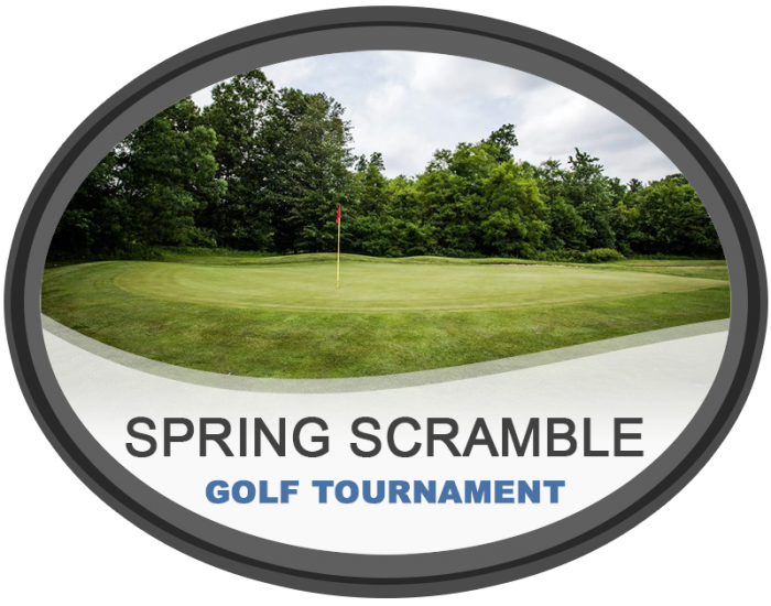 Spring Scramble Golf Tournament Bruce Hills Golf Course