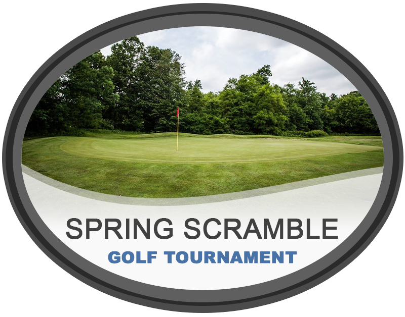 Spring Scramble Golf Tournament Bruce Hills Golf Course